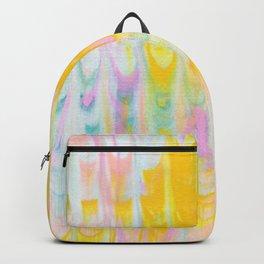 dreaming in pastel, tie dye Backpack