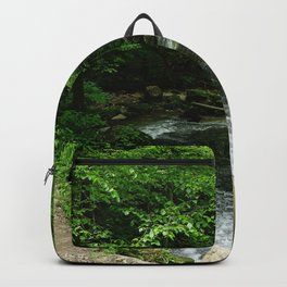 Picture USA Spring Mill State Park Nature Parks Rivers Trees park river Backpack