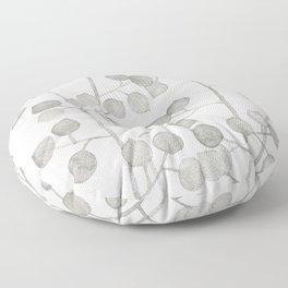 Plant Pattern #3 Floor Pillow