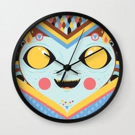 Kucing Wall Clock