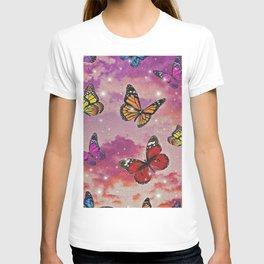 Aesthetic Butterflies T-shirt