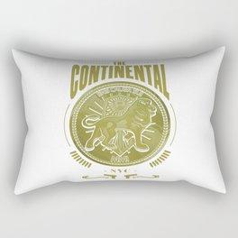 John Wick Continental Hotel Rectangular Pillow