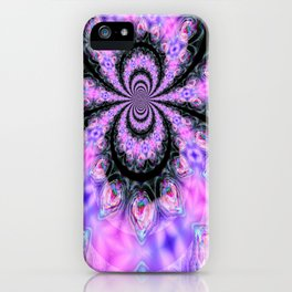 Cosmic Caterpillars iPhone Case