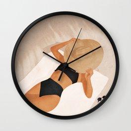 That Summer Feeling II Wall Clock