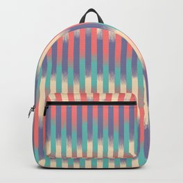 Cool Ikat Backpack