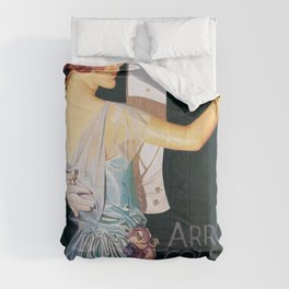 Joseph Christian Leyendecker - Arrow Collars And Shirts For Dress - Digital Remastered Edition Comforters