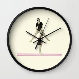 Leapfrog Wall Clock