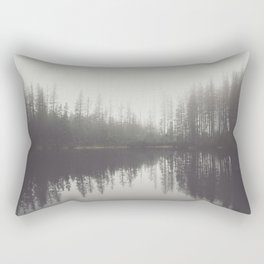 Pond - Landscape and Nature Photography Rectangular Pillow