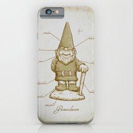 Gnomenclature iPhone Case