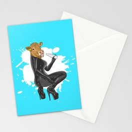 Latex Cow Got Milk Stationery Cards