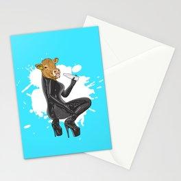 Latex Cow Got Milk Stationery Cards