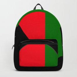 BLACK HEART IN BLACK Backpack