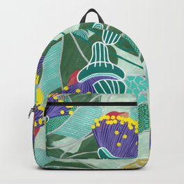 Blossoming Backpack