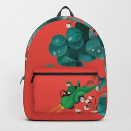 Exploring garden Backpack