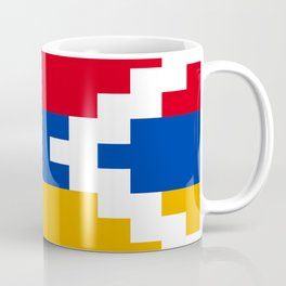Nagorno-Karabakh Flag Coffee Mug