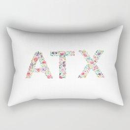 Bloomin' ATX Rectangular Pillow