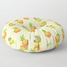 Pineapple NANA pattern Floor Pillow