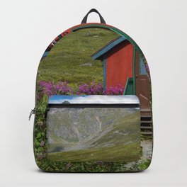 Hatcher_Pass Cabins - Palmer, Alaska Backpack