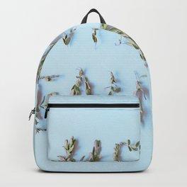 Blue Background 01 Backpack