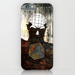 021 Hell iPhone Case