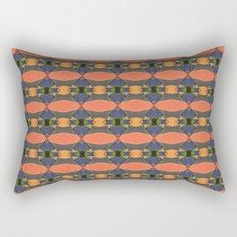 new argyle print Rectangular Pillow