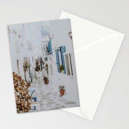 Mykonos IX / Greece Stationery Cards