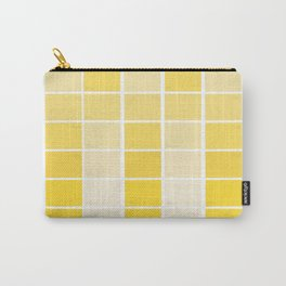 paintchips yellow Carry-All Pouch