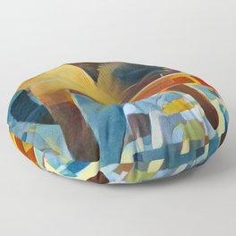 Siesta Time Floor Pillow
