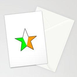 flag of ireland 11 -ireland,eire,airlann,irish,gaelic,eriu,celtic,dublin,belfast,joyce,beckett Stationery Cards