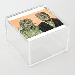The Maitlands Acrylic Box