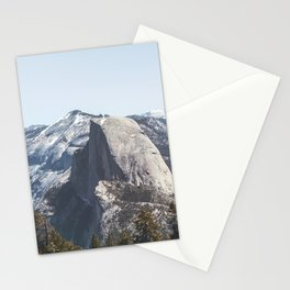 Half Dome Yosemite Landscape Stationery Cards