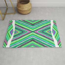 Diagonals Rug