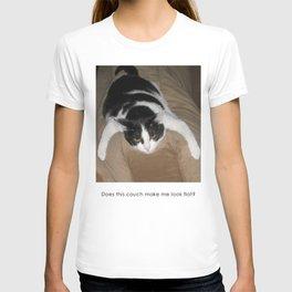 Fat Cat looks Flat T-shirt