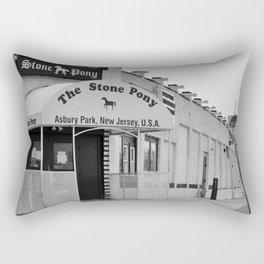 Jersey Nights (The Stone Pony) Rectangular Pillow