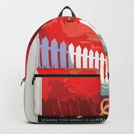 Visions of the Future: Kepler 186f Backpack