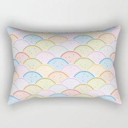 Mosaics Archs - Bright Day Rectangular Pillow