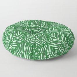 Love green 01 Floor Pillow