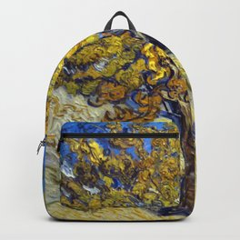 Vincent van Gogh's Mulberry Tree Backpack