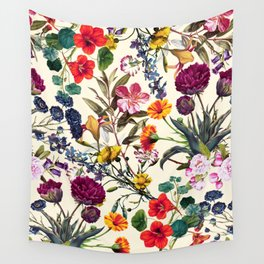 Magical Garden V Wall Tapestry