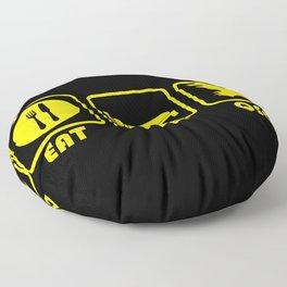 ESP: AlQadsia Floor Pillow