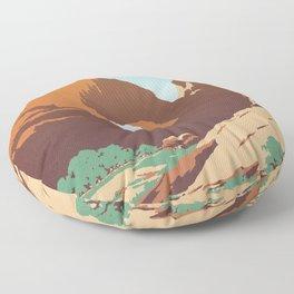 Arches National Park Floor Pillow
