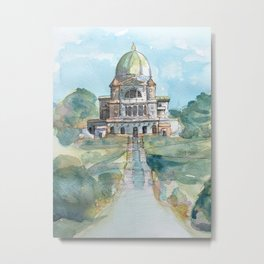 Saint Joseph's Oratory on Mount Royal Metal Print