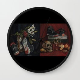 Fresh To Death: Part One and Two Wall Clock