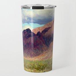 Saguaro in the Kofa Wilderness Travel Mug
