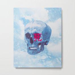 Mort Metal Print