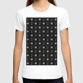 Menorah 19 T-shirt