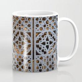 Crypt Door Detail Coffee Mug