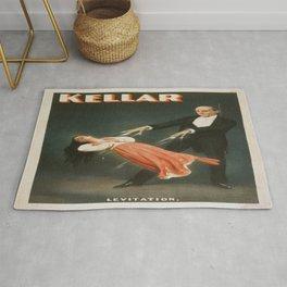 Vintage poster - Kellar the Magician Rug