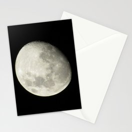 Part Moon Stationery Cards