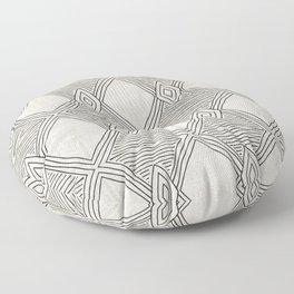 PLAYA DIAMOND Floor Pillow